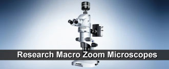 Research Macro Zoom Microscope